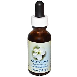Фловер Эссенс Сервисес, Cherry Plum, Flower Essence, 1 fl oz (30 ml) отзывы