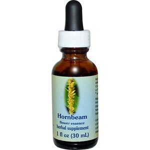 Фловер Эссенс Сервисес, Hornbeam, Flower Essence, 1 fl oz (30 ml) отзывы покупателей