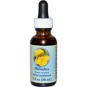 Фловер Эссенс Сервисес, Mimulus, Flower Essence, 1 fl oz (30 ml) отзывы