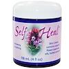 Flower Essence Services, セルフ・ヒール™ スキンクリーム, 4 液量オンス (118 ml)