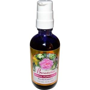 Фловер Эссенс Сервисес, Benediction, Herbal Flower Oil, 4 fl oz (120 ml) отзывы