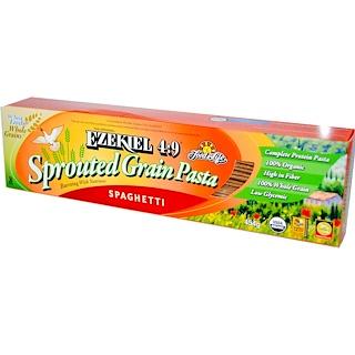 Food For Life, The Original Ezekiel 4:9, Sprouted Grain Pasta, Spaghetti, 454 g