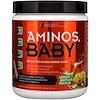 FURIOUS FORMULATIONS, Aminos, Baby!, аминокислоты с разветвленной цепью, со вкусом лимона, 360 г (12.7 oz)