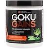 FURIOUS FORMULATIONS, مسحوق Goku لاكتساب الكتلة العضلية لما قبل التمرينات، التفاح الأخضر، 9.9 أوقية (280 جم)