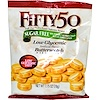 Fifty 50, Butterscotch Hard Candy, Low Glycemic, Sugar Free, 2.75 oz (78 g)
