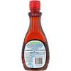 Fifty 50, Original Syrup, Maple Flavored, 12 fl oz (355 ml)