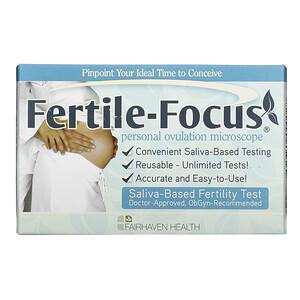 Фэрхэвэн хэлс, Fertile-Focus, 1 Personal Ovulation Microscope отзывы покупателей