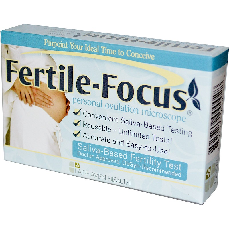 Fertile-Focus, 1 Personal Ovulation Microscope