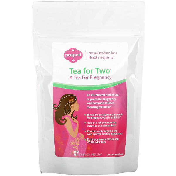 Fairhaven Health, Tea-for-Two, A Tea For Pregnancy,  4 oz