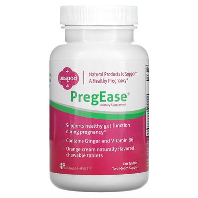 Fairhaven Health PregEase, 120 таблеток
