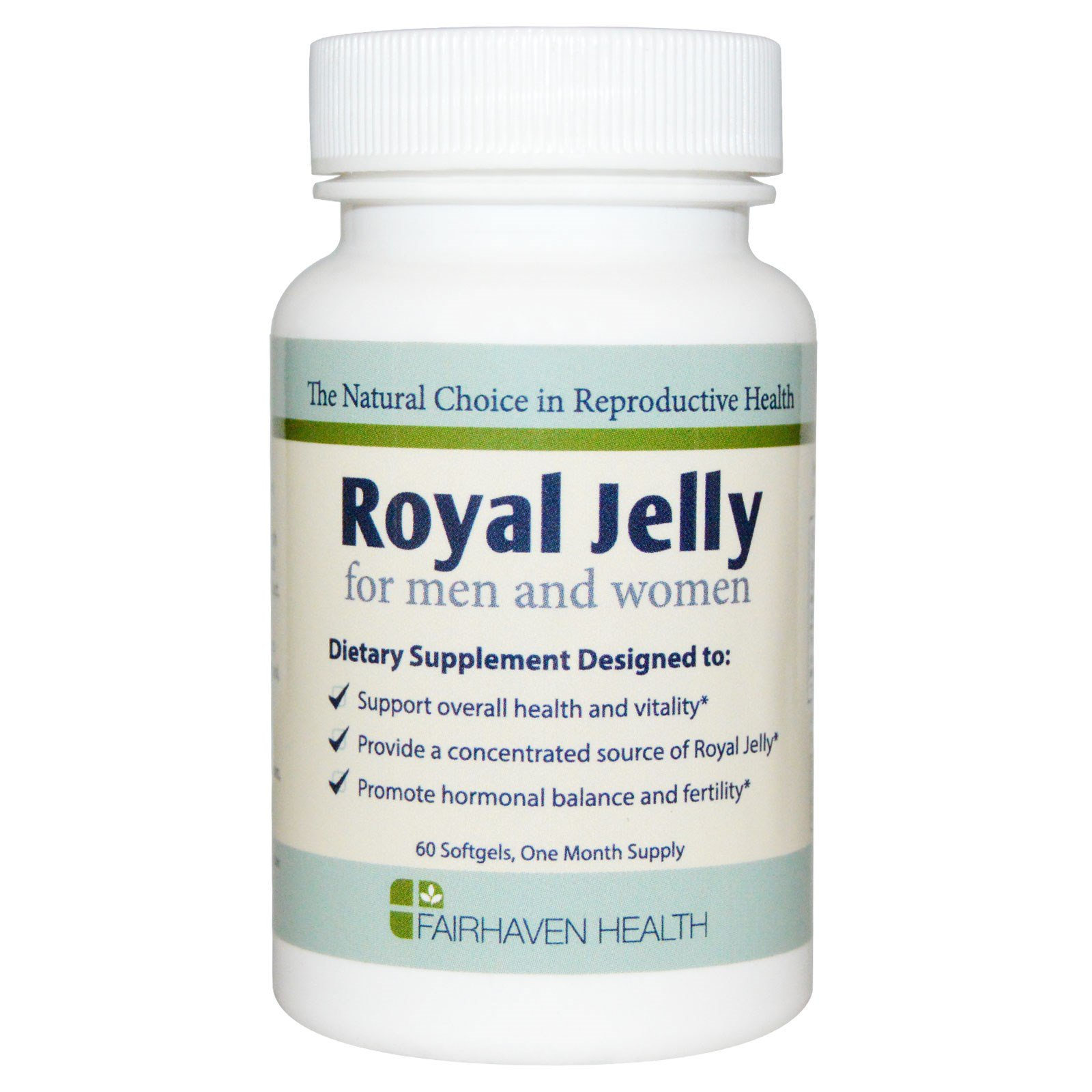 Royal jelly for women