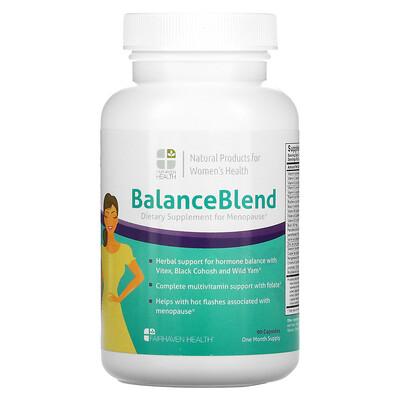 Купить Fairhaven Health Balance Blend For Menopause, 90 Capsules