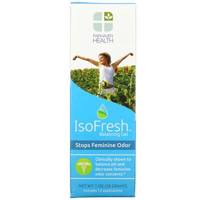 Fairhaven Health IsoFresh Balancing Gel, 1 oz (28 g)