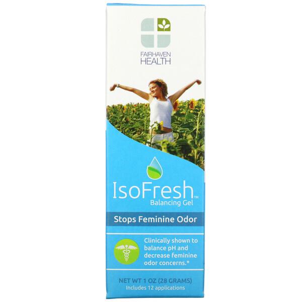 IsoFresh Balancing  Gel, 1 oz (28 g)