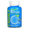 Fruily, Organic Men's Multivitamin with Organic Lycopene, Mixed Fruit, 60 Gummies