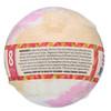Fizz & Bubble, Шипучая бомбочка для ванны, ручной работы, «Радужный шербет», 184г
