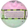 Fizz & Bubble, Шипучая бомбочка для ванны, ручной работы, «Дыня», 184г