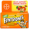 Flintstones, мультивитаминная добавка для детей, поддержка иммунитета, фруктовый вкус, 60жевательных таблеток