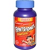 Flintstones, 完整,兒童多種維生素/多種礦物質補充物,150片咀嚼片