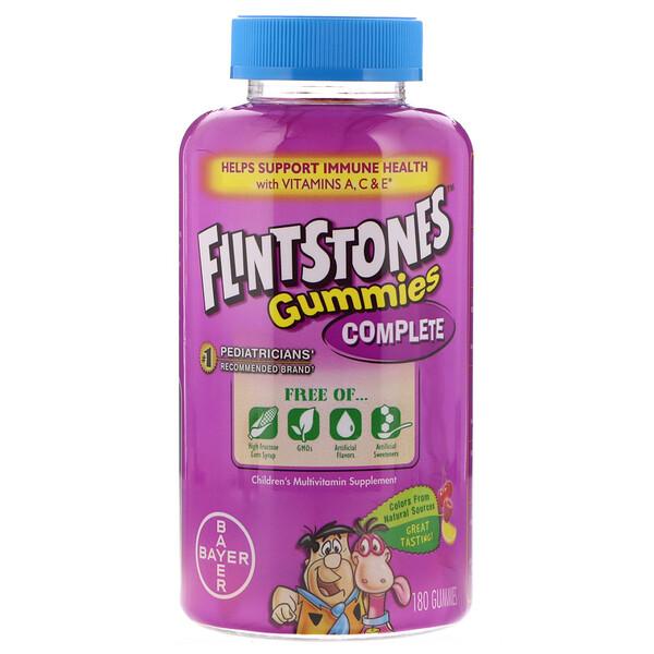Complete, Children's Multivitamin, 180 Gummies
