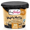 FlapJacked, Mighty Muffin, with Probiotics, Peanut Butter, 1.94 oz (55 g)