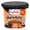 FlapJacked, Mighty Muffin, with Probiotics, Maple Pumpkin, 1.94 oz (55 g)