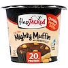 FlapJacked, Mighty Muffin With Probiotics, Chocolate Peanut Butter, 1.94 oz (55 g)