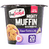 FlapJacked, Mighty Muffin with Probiotics, Peanut Butter and Jelly, 1.94 oz (55 g)