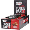 FlapJacked, Soft Baked Cookie Bar, Chocolate Peanut Butter, 12 Bars, 1.90 oz (54 g) Each