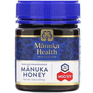 Манука Хэлс, Manuka Honey, MGO 573+, 8.8 oz (250 g) отзывы покупателей