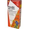 Flora, Floradix, Iron + Herbs Supplement, Liquid Extract Formula, 8.5 fl oz (250 ml)