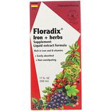 Отзывы о Flora, Флорадикс, железо + травы, жидкий экстракт, 17 жидких унций (500 мл)