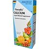 Flora, Floradix, Calcium, Liquid Mineral Supplement, 8.5 fl oz (250 ml)