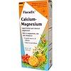Flora, Salus-Haus, Floradix Calcium - Magnesium with Zinc and Vitamin D, 8.5 fl oz (250 ml)