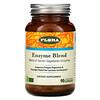 Flora, Enzyme Blend, 90 Vegetarian Capsules