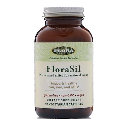 FloraSil, 90 вегетарианских капсул стоимость