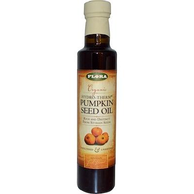 Органическое тыквенное масло Hydro-Therm, 8,5 жидких унций (250 мл)