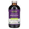 Flora, Certified Organic Elderberry + With Echinacea, Immune Support,  8.5 fl oz (250 ml)