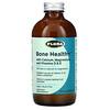 Flora, Bone Health +(含钙、镁、维生素 D、维生素 K),液态,8 液量盎司(236 毫升)