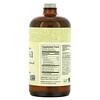 Flora, Aceite de semilla de lino certificado orgánico, 32 fl oz (946 ml)