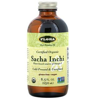 Flora, Certified Organic Sacha Inchi, 8.5 fl oz (250 ml)