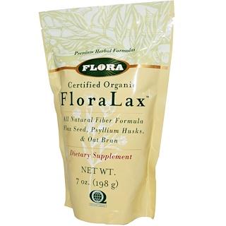 Flora, FloraLax com Certificação Orgânica, 198 g (7 oz)
