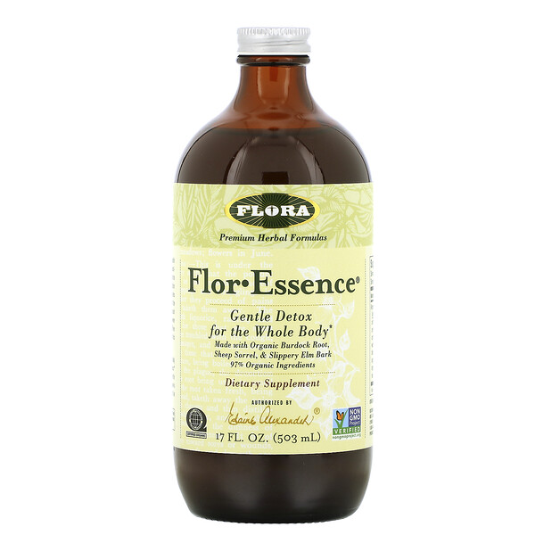 Flor Essence, 17 fl oz (503 ml)