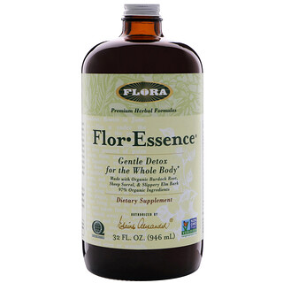 Flora, Flor • Essence, 32 fl oz (946 ml)