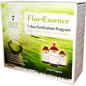 Флора, Flor·Essence, 7-Day Purification Program, 3-Part Program отзывы