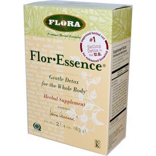 Flora, Flor·Essence, Gentle Detox for the Whole Body, 2 1/8 oz (63 g)
