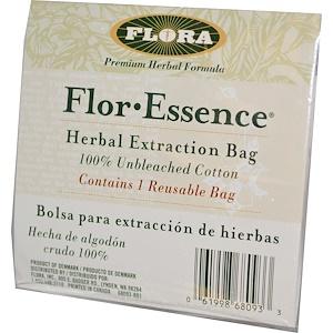Флора, Flor·Essence, Herb Extraction Bag, 1 Bag отзывы