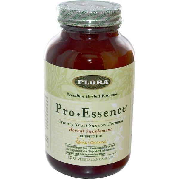 Flora, Pro•Essence, 120 Veggie Caps (Discontinued Item)