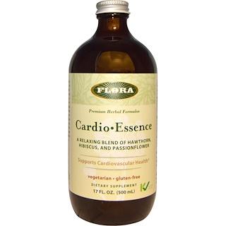 Flora, Cardio-Essence, Gluten-Free, 17 fl oz (500 ml)