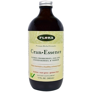 Flora, Cran-Essence, 17 fl oz (500 ml)